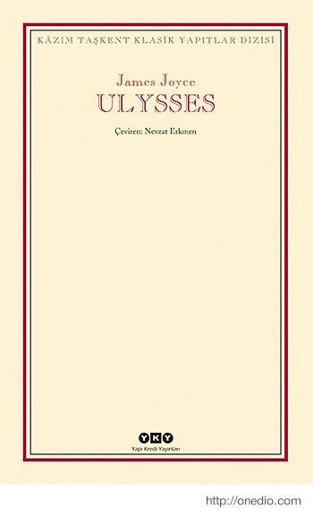4. Ulysses – James Joyce