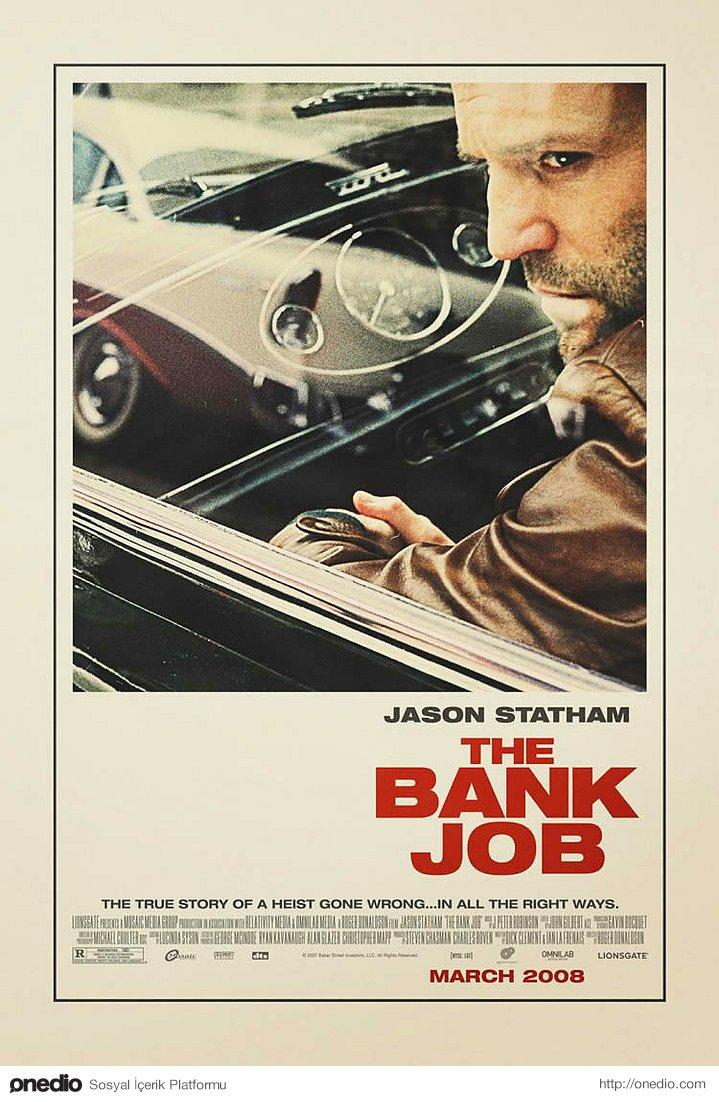 The Bank Job - Banka İşi